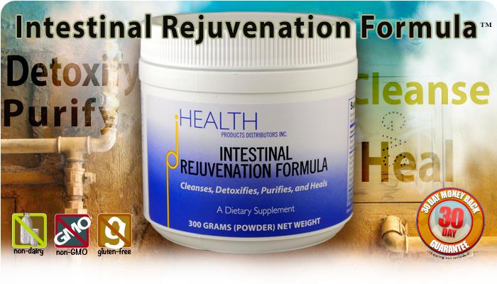 kidney cleansing intestinal rejuvenation formula hank liers original