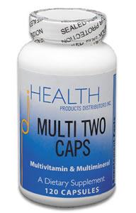 multi-two-120caps multi two capsules multivitamin valley fever