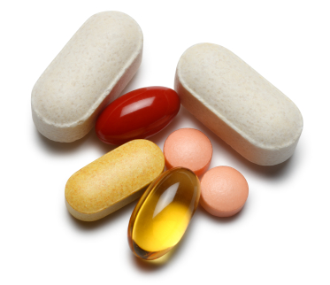 Vitamin medicine nutritional supplements foundational supplements