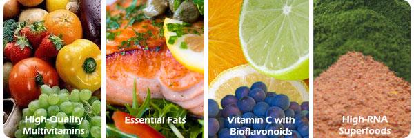 dietary nucleic acids RNA rejuvenate superfoods