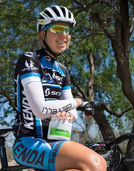 Irena Ossola rejuvenate smoothie