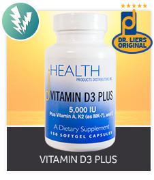 Vitamin D3 Plus