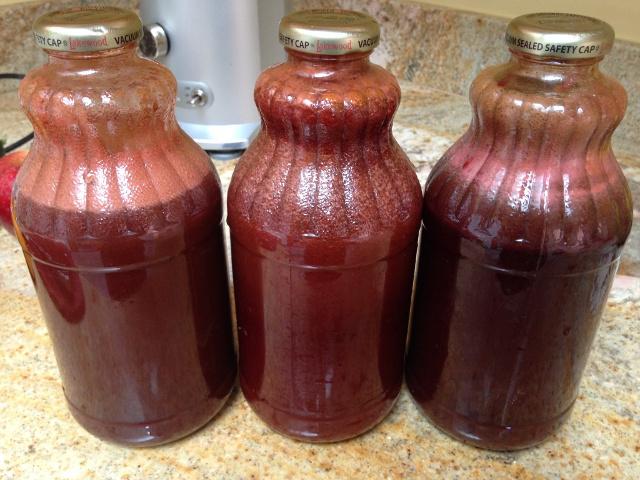 cleanse juice bottles